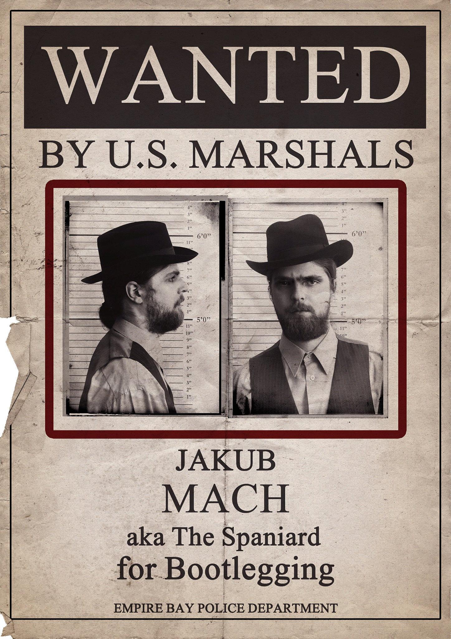 Что такое плакат розыск в игре мафия 2