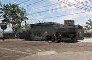 Trago Gas Station 2