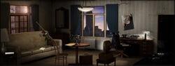 Frankie Potts Apartment