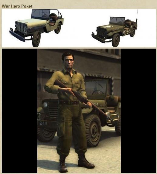 Mafia 2 Скачать War Hero