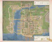 Mafia II Official Map