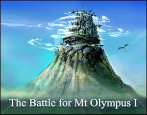 The Battle for Mt Olympus1