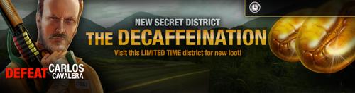 SecretDistrict-18-TheDecaffeination v2 lootBandit