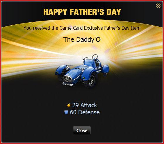 Got Daddy'o