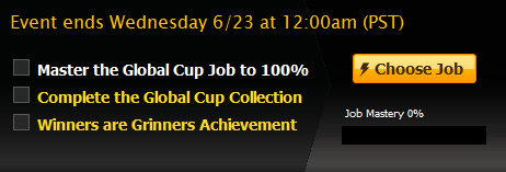 Global Cup Event
