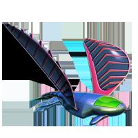 Huge item waterfly 01