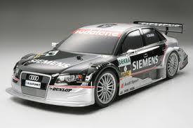 RC Audi A4 DTM 2005 ABTSptln