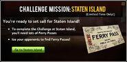 Challenge Mission Staten Island