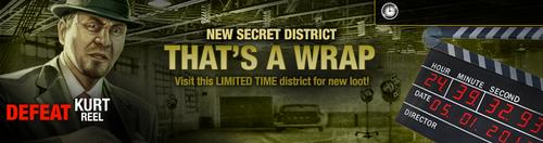Promo Secret District 19 lootBandit