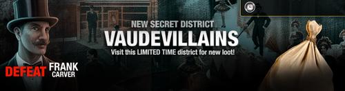 Promo Secret District 23 lootBandit
