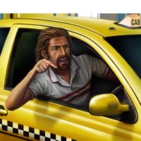 Huge item cabdriver 01