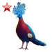 Item crownedpigeon ruby 01