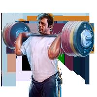 Huge item weightlifter 01