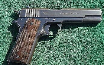 M1911-Handgun