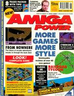 Amiga Power Issue 1