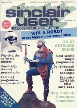 Sinclair User Issue 23
