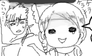 Pisti's sinister smile