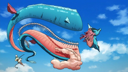Southern Creature anime