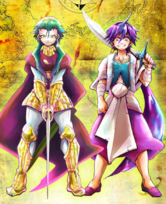 Drakon Sinbad young color full
