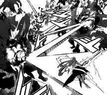 Kouen Astaroth Attack