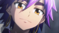 Young Sinbad smiles