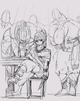 1Kassim sketch