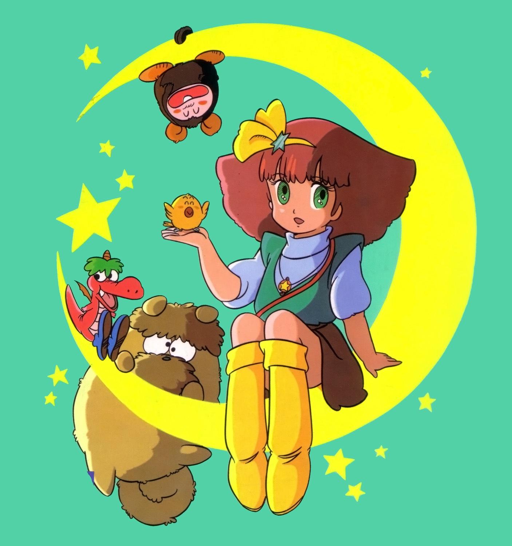 Mahou no princess minky momo magical girl mahou shoujo wiki fandom powered by wikia - Dessin manga image ...