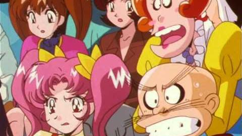 Cutie Honey Flash - Episode 36