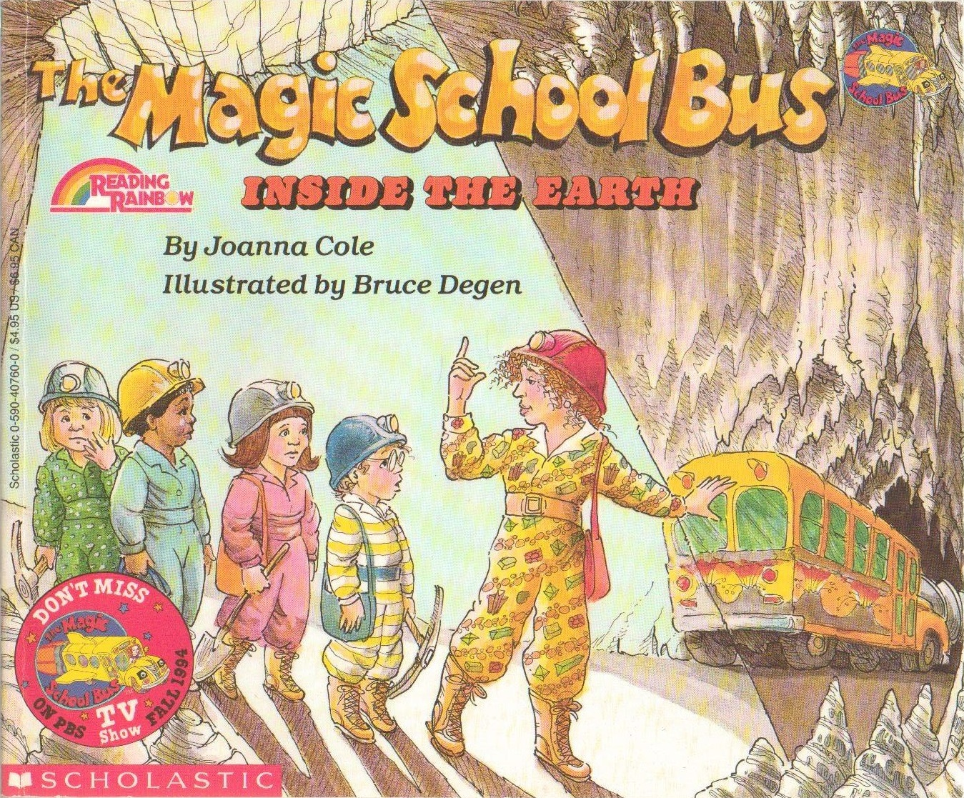 Phoebe terese magic school bus