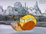 Magic Snail Bus