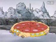 Magic Pizza Bus