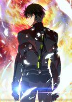 Mahouka Movie 3rd Visual