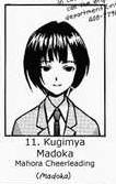 Madoka Kugimiya