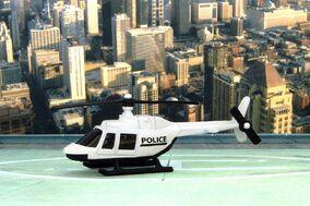 Police Copter - 0027ef