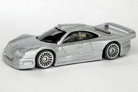 Mercedes-Benz CLK-GTR (Street Version) - 9577ef