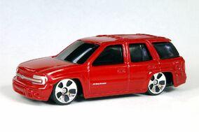 2002 Chevrolet Trailblazer - 6507cf