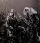Trull and onrack by slaine69
