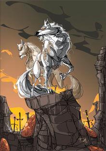 Wolves of Winter by Dejan-delic