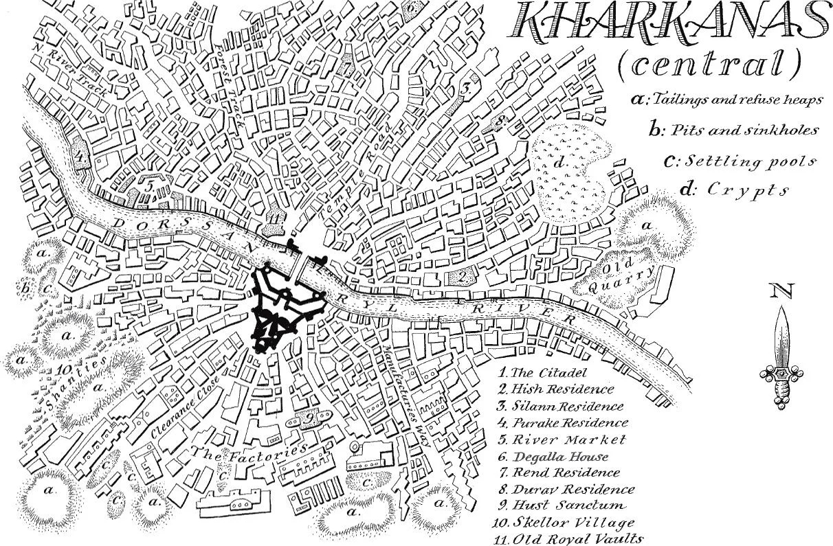 Kharkanas Trilogy Malazan Wiki Fandom Powered By Wikia