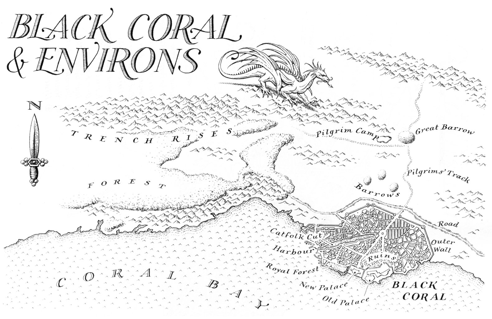 Coral City Malazan Wiki Fandom Powered By Wikia