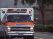 Backwards Ambulance
