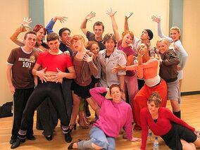 Malcolm's Dance Class