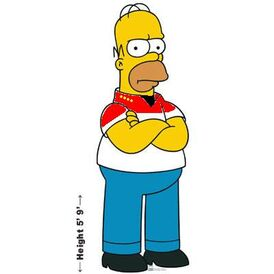 Mega-Admiral Homer