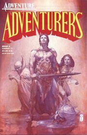 Adventurers Book II Vol 1 1-B