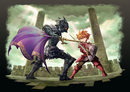 AoM Dark Lord Battle