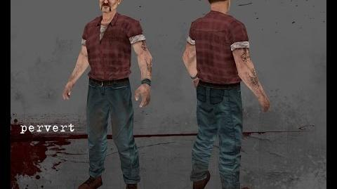 Manhunt 2 - All Pervs Dialogue