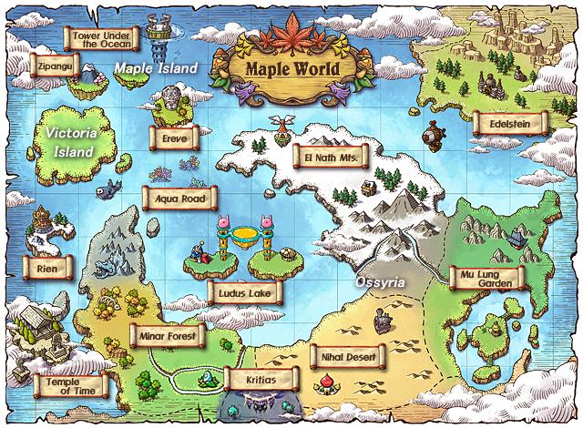 Maple World