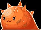 Mob Orange Ancient Slime