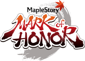 MapleStory Mark of Honor