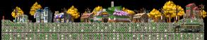 Map Showa Town